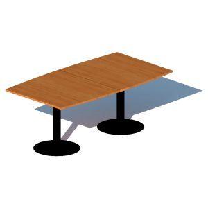 mesa de reuniones de 3 metros colo peral barril copy