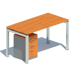 Bench simple pera 2